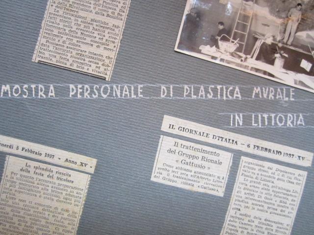 Littoria, febbraio 1937