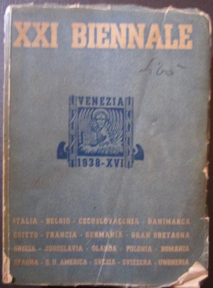 XXI biennale Venezia