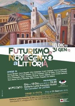 futurismo e novecento a latina