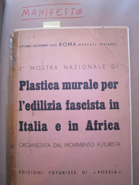 Roma, ottobre - novembre 1936