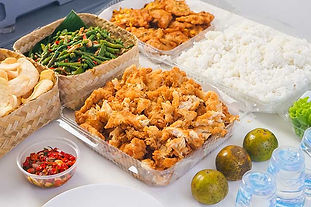 Nasi-Lemak-Ayam-Geprek-Sambal-Matah-by-N