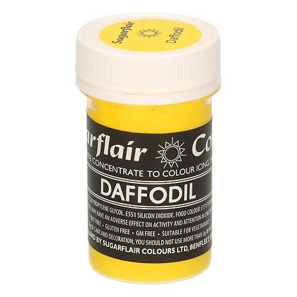 Sugarflair Pastenfarbe -Daffadil- 25G