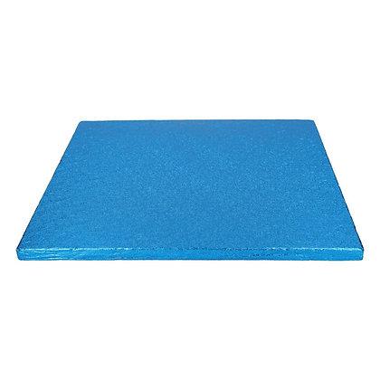 FunCakes Cake Board Quadrat 30,5cm -Blau-