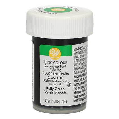 Wilton Icing Color - Kelly Green - 28G