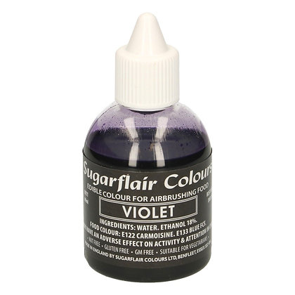 Sugarflair Airbrush Colour -Violet- 60ml