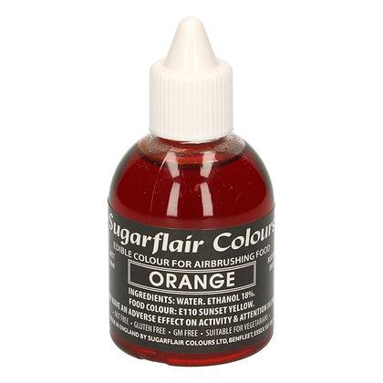 Sugarflair Airbrush Colour -Orange- 60ml