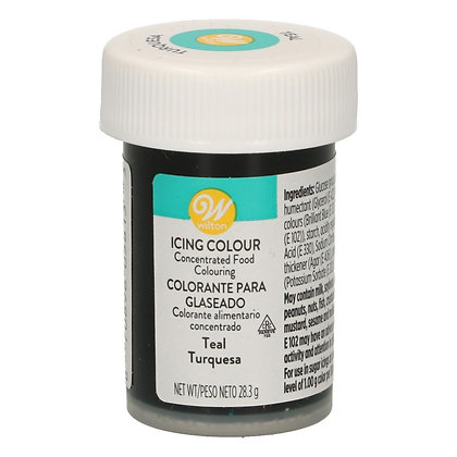 Wilton Icing Color -Türkis- 28G