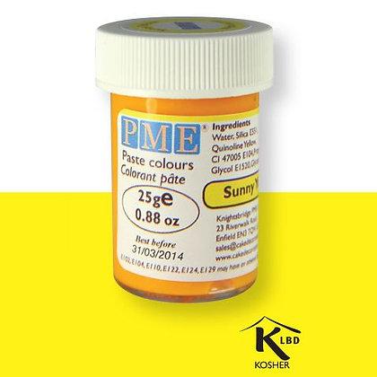 PME Pastenfarbe -Sunny Yellow-