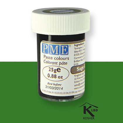 PME Pastenfarbe -Graugrün-