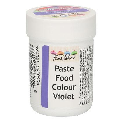 FunCakes Pastenfarbe - Violet 30G