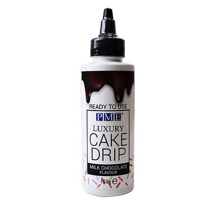PME Milchschokolade Luxury Cake Drip 150G