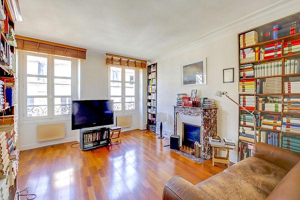 Vente 3 pièces rue du Dragon 75006 Paris