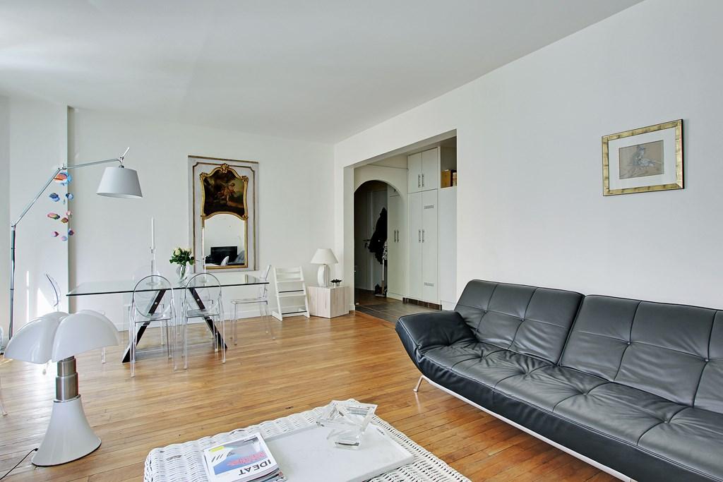 Vente 4 pièces 80 m2 75016 Paris