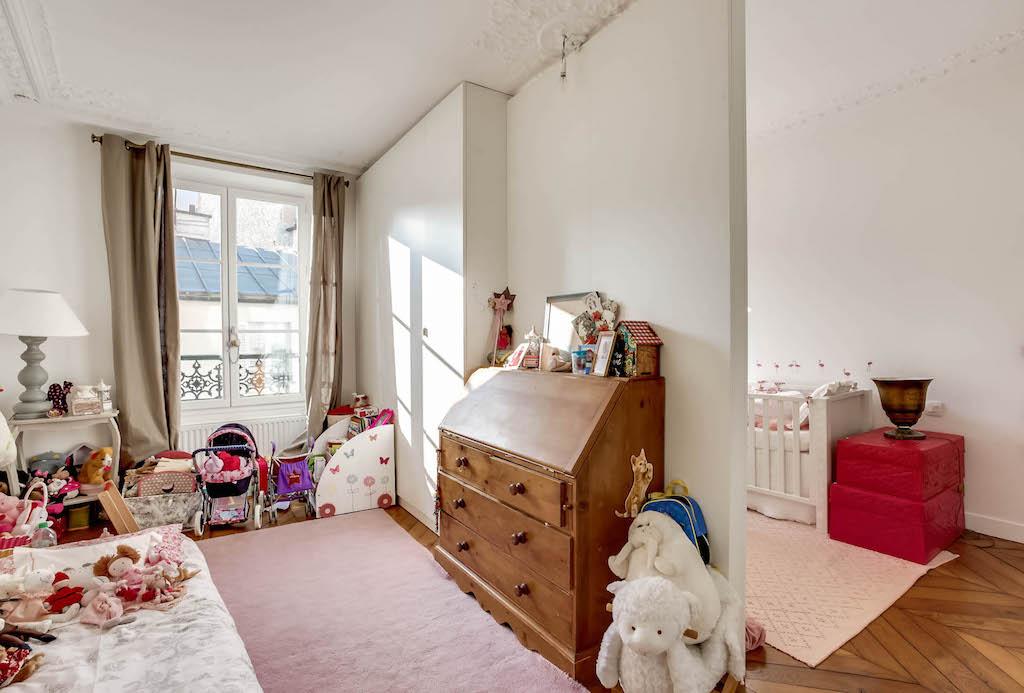 Vente 4 pièces 93 m2 75007 Paris