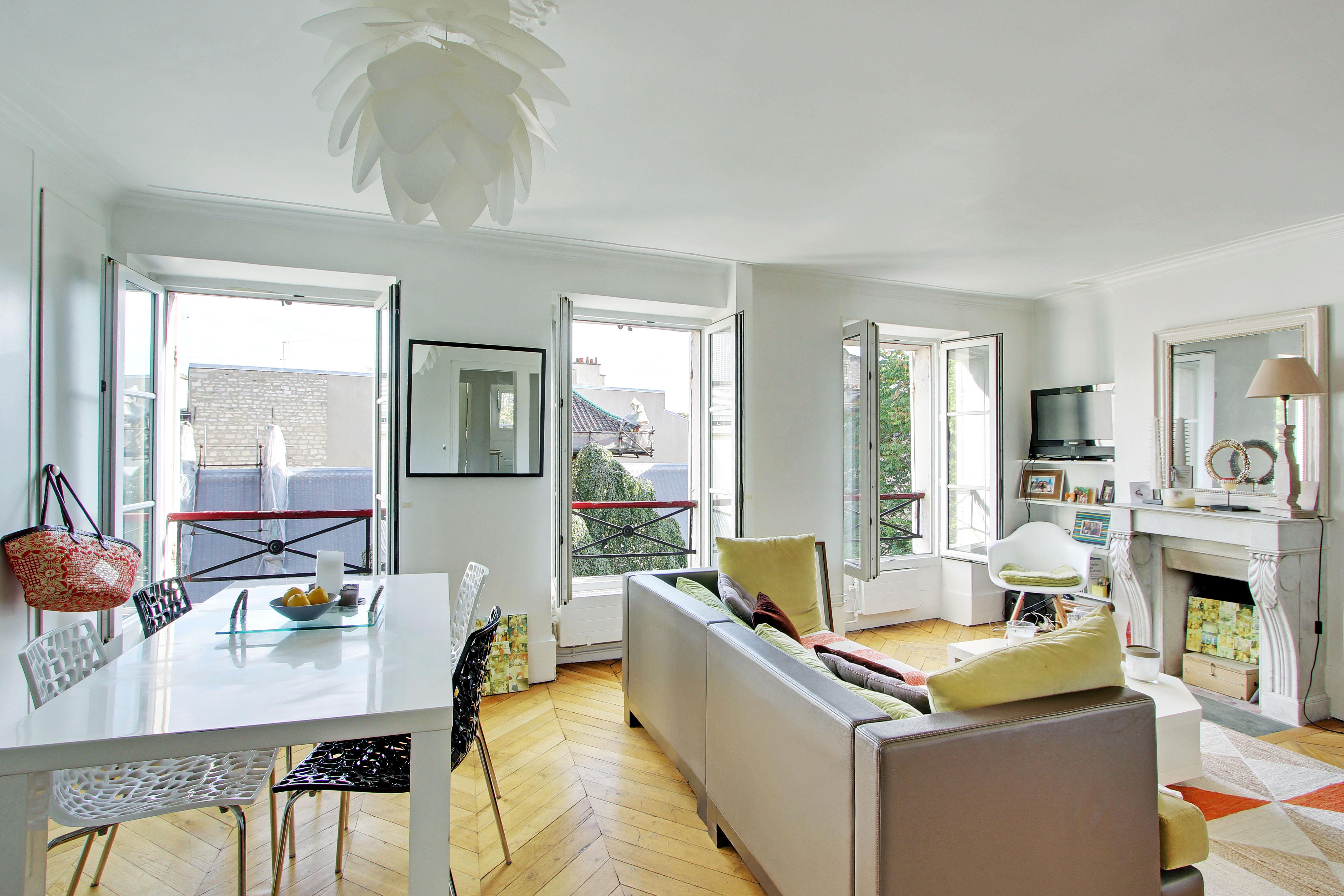Vente 3 pièces 48 m2 75007 Paris