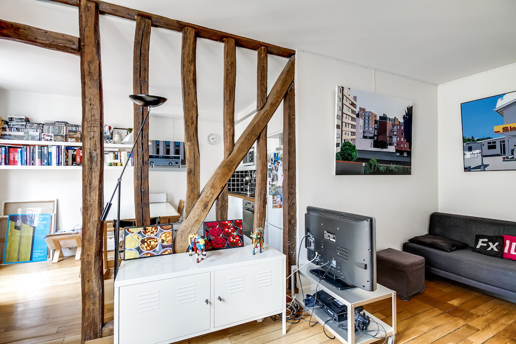 Vente 4 pièces 77 m2 75007 Paris