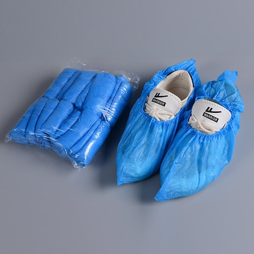 medical shoe cover/Waterproof  /PP+PE/Non woven