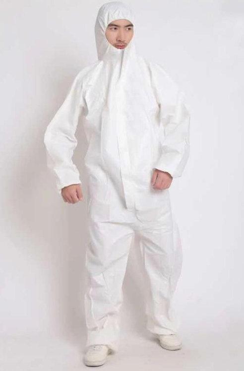 protective coverall /level 3/ unisex / polypropylene / non-woven