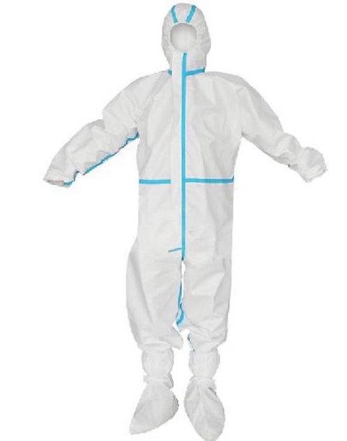 protective coverall /level 4-6/ unisex / polypropylene / non-woven
