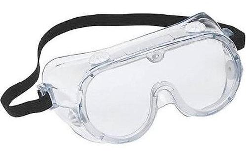safety goggle/ Anti-Fog splash/ shield/ disposable