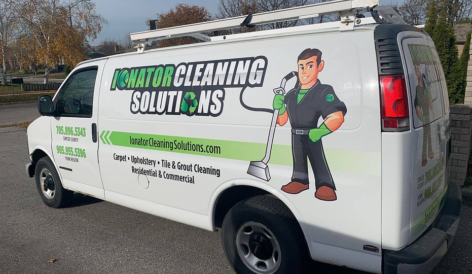 Truck Mount Carpet Cleaning in Barrie, ON