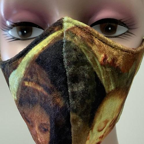 """cópia de Máscara Anatómica - """"Coinbra"""""""