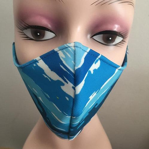 """Máscara Anatómica - """"Pinceladas"""""""