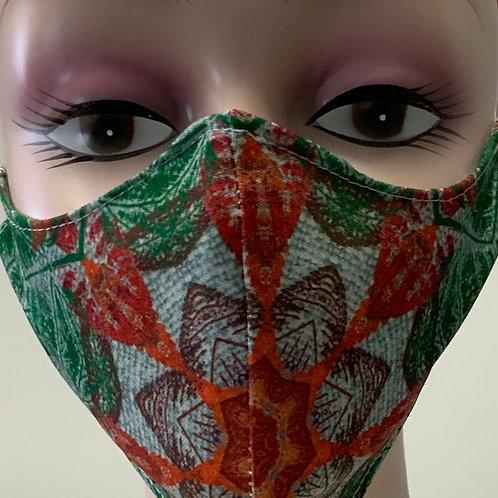 """Máscara Anatómica - """"Bordalo"""""""
