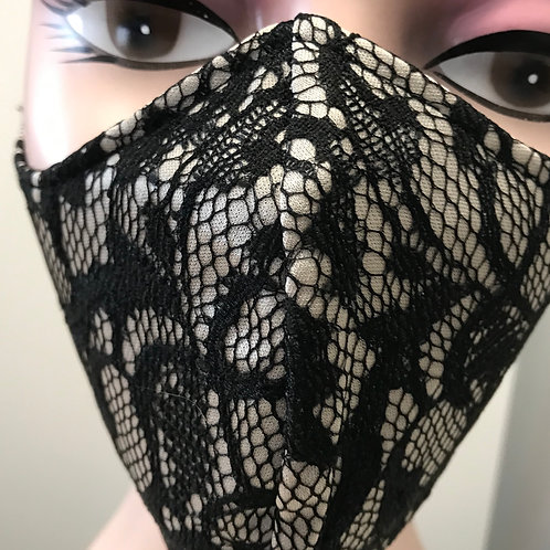 "Máscara Anatómica - ""Teatro"""