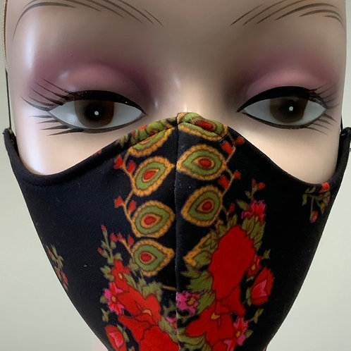 "Máscara Anatómica - ""Viana Preto"""