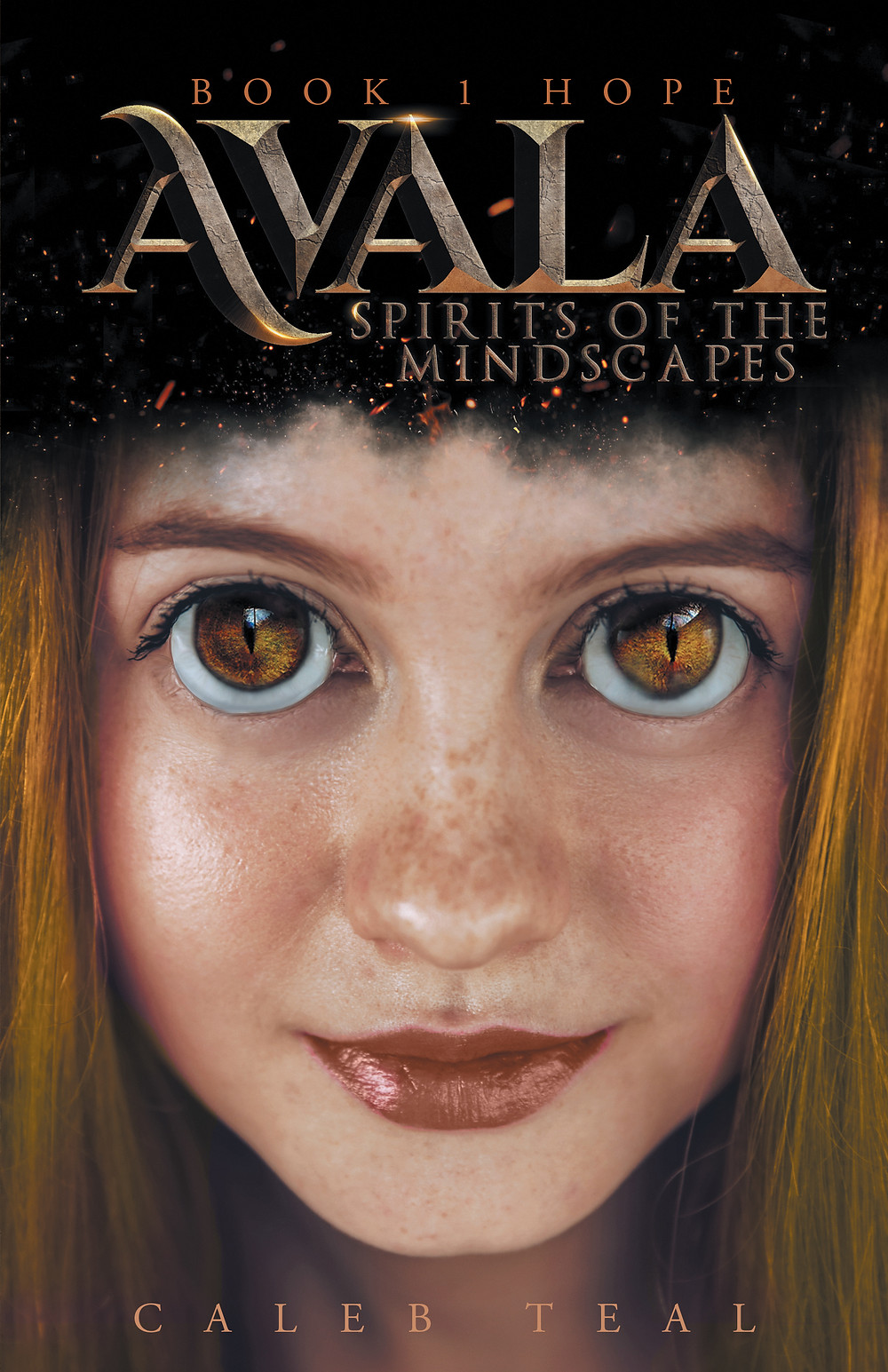 Avala: Spirits of the Mindscapes - Book 1 Cover