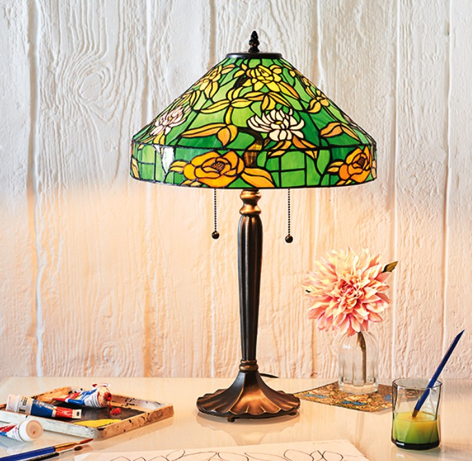 Lampes Tiffany Suisse