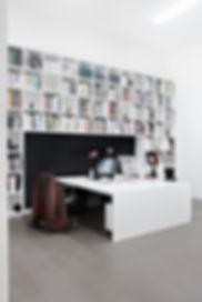 Grötlingbo Möbelfabrik bygger Galleri Bomans nya kontor
