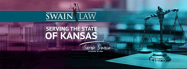 Swain Law Office Banner