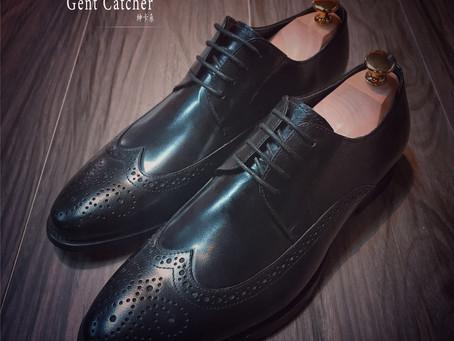 金牌特務『牛津鞋不是雕花鞋』- 皮鞋類型太多 如何分辨呢~