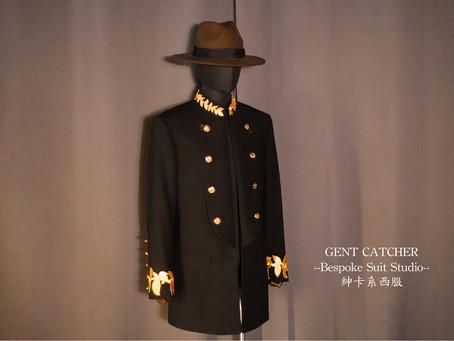 The King :永遠的君主.李敏鎬的軍裝西裝外套訂製