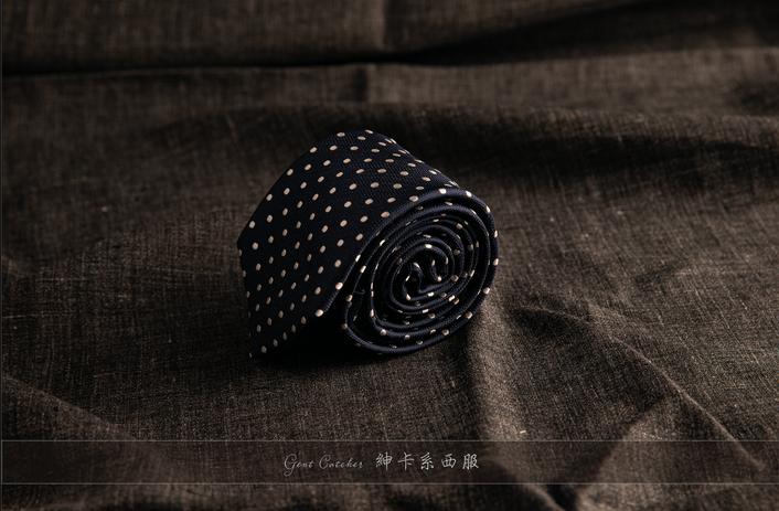 質感紳士時裝領帶