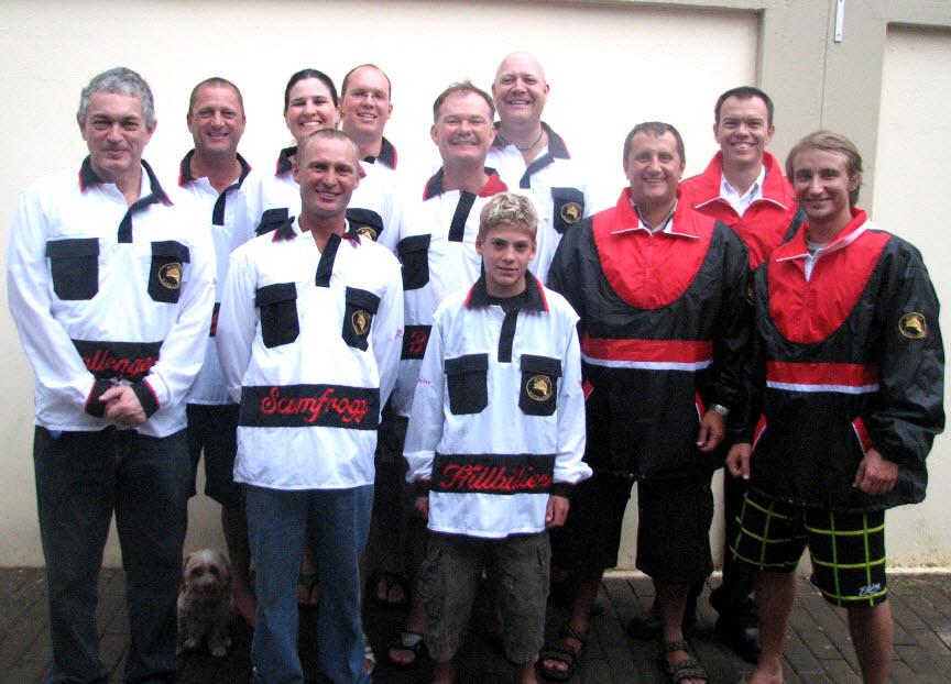 2009 Benguella Team