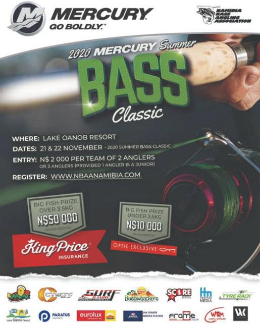 Mercury Bass Classic 21 and 22 Nov 2020a