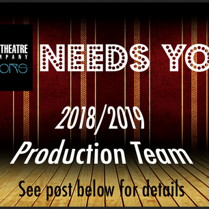 Calling all Directors, Choreographers and Musical Directors....