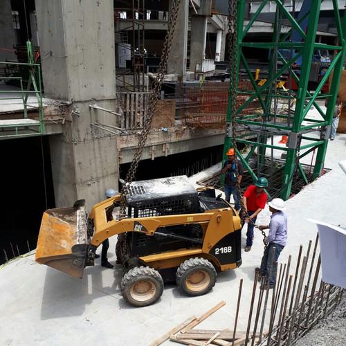 Ampliación de la terminal portuaria de contenedores en Lázaro Cárdenas