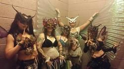 Ancient Rhythms Hall play 2017