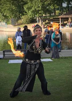 Becky fire