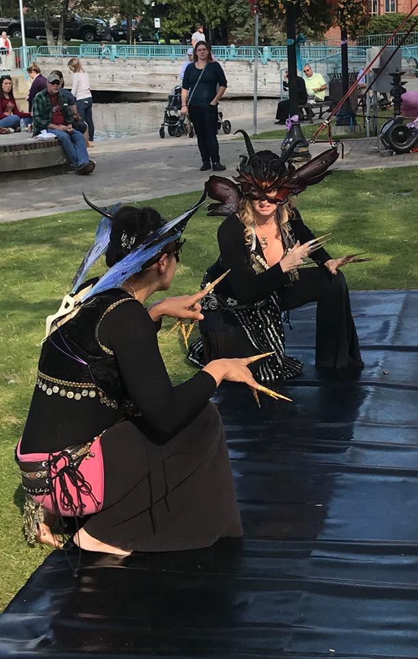 Debra and Becky Cirulcation