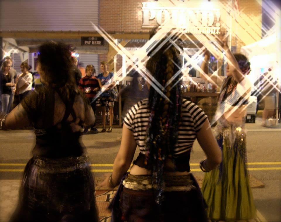 Evening Street Dancing.jpg