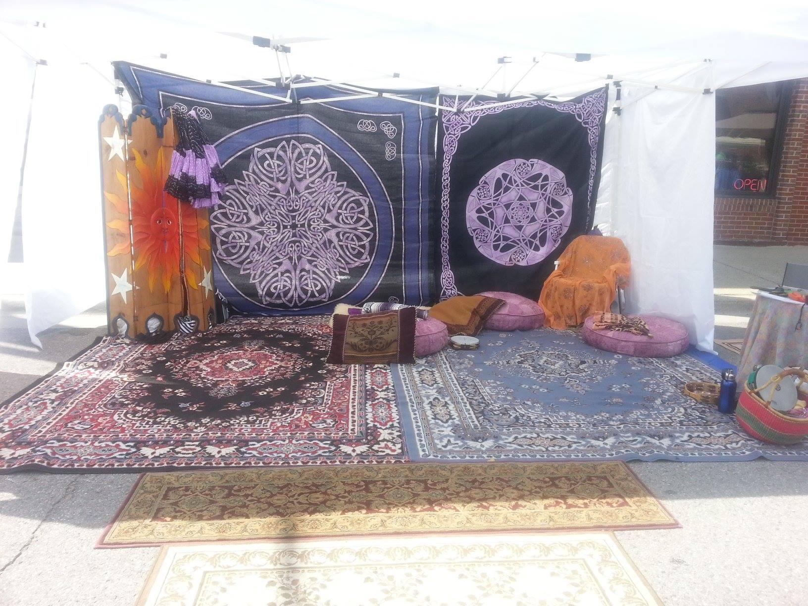 A Taste of Brighton Beautiful Tent