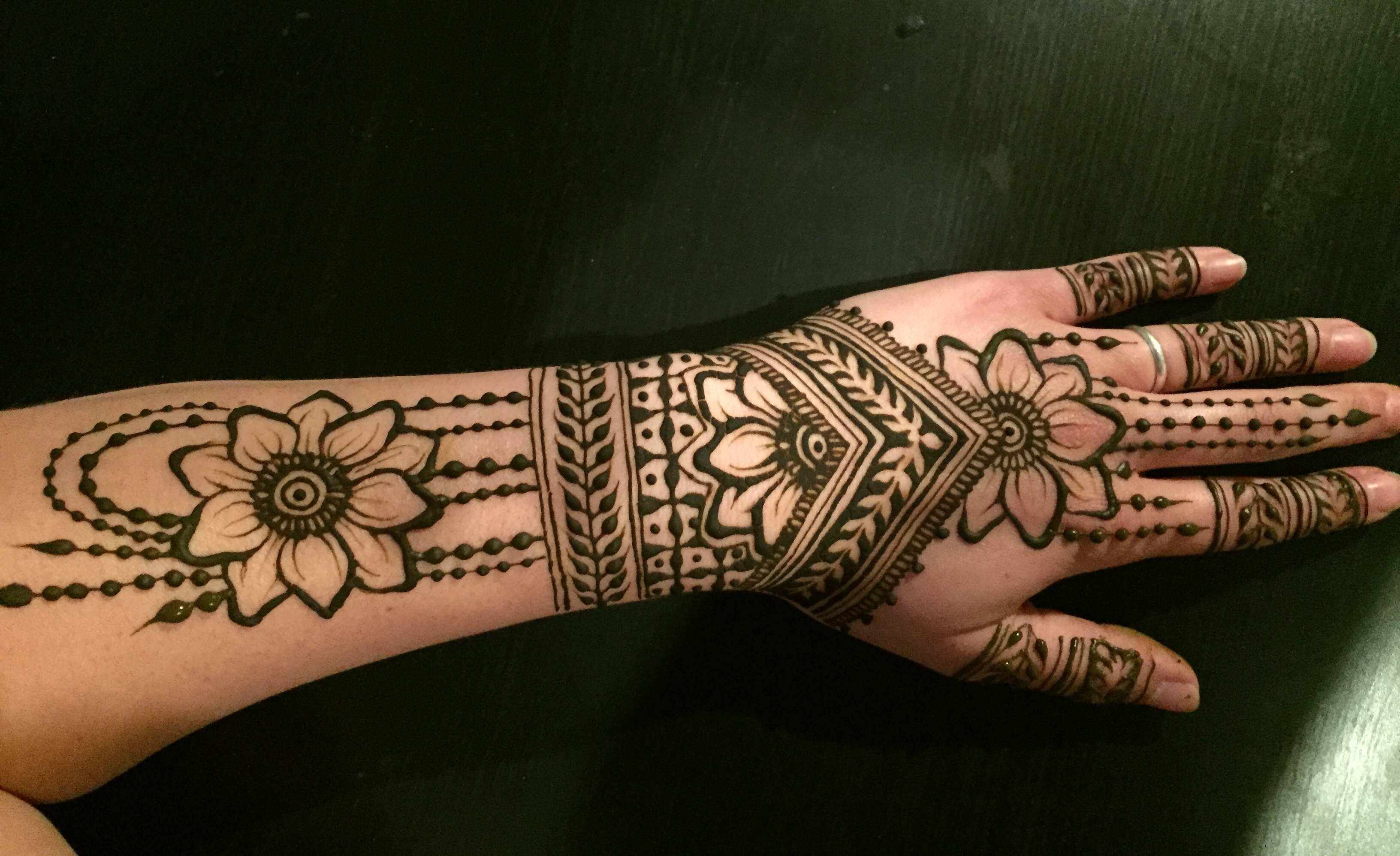 Doreen Foote Henna 2019