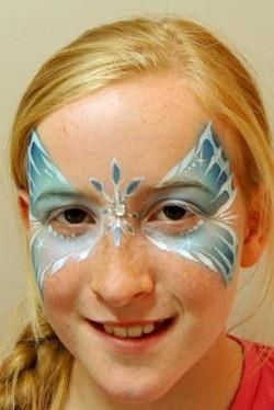 Frozen Party Frozen Mask