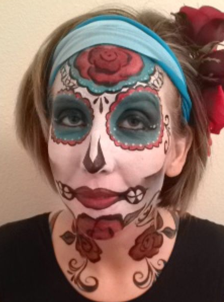 Doreen Sugar Skull