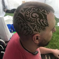 Tribal head piece!_._._._